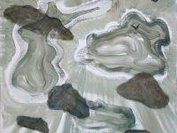 Springvossen 22 december | Derk Thijs, schilder