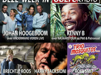 Kenny B, Johan Hoogeboom, Harry Sacksioni