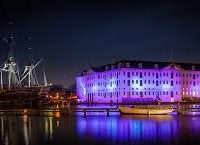 De opening van Amsterdam Light Festival