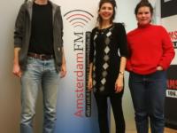Amsterdam ontmoet Emma Levie en Bert Bouma