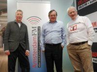 Henk Hofstede van de Nits in Paperback Radio