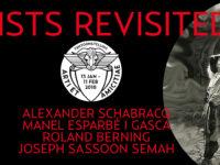 Arti et Amicitiae presenteert: '4 Artists Revisited – Four Musketeers'
