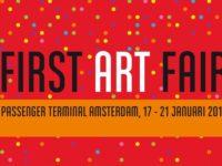 First Art Fair – Nieuwjaarsbeurs voor hedendaagse kunst