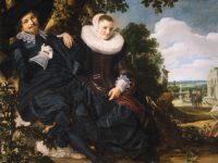 Kunstkijken in de eregalerij van het Rijksmuseum