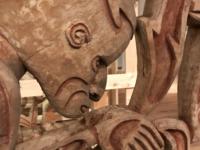 Restauratie bisjpalen zorgt voor nieuwe ontdekkingen
