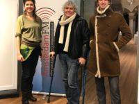 'Amsterdam ontmoet': Eliot Marx en Dirk Schaftenaar