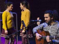 Première 'Noumi zusje zeven', een muzikale voorstelling voor het hele gezin
