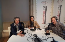 'Amsterdam ontmoet': Rene Bakker en Erik Miltenburg