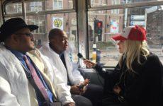 DENK over diversiteit in Amsterdam