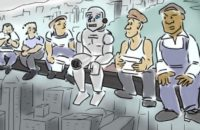 Stadsleven: zit er straks een robot op jouw werkplek?