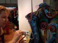 Kunstenaar in de studio: Heleen Roeten