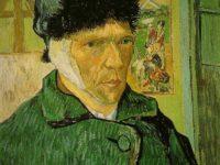 Kunstkijken: Zelfportret met verbonden oor