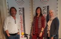 Amsterdam ontmoet: Jamila en Peter