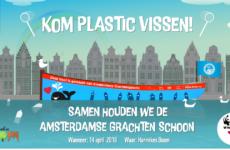 Plasticvrije grachten? Dáár gaan Amsterdamse kinderen voor zorgen!