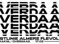 Expositie OVERDAAD – KAF Almere