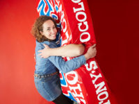 Nieuw in Amsterdam: Tony's Chocolonely Super Store!