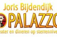 Palazzo met Joris Bijdendijk terug in Amsterdam!