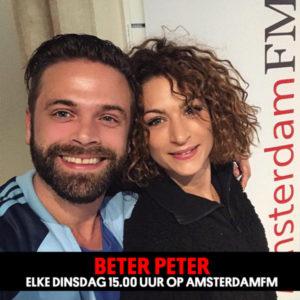Afbeelding Beter Peter @AmsterdamFM