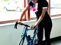 Moet je horen! Carolina Dijkhuizen fietst voor de Nierstichting