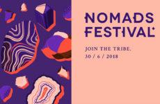 Vind je stam met muziekliefhebbers op het Nomads Festival