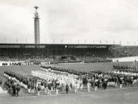 Het Olympisch Stadion en Coca Cola vieren feest!