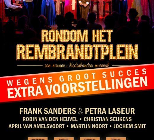 Moet je Horen! Met Frank Sanders, Amsterdam Musical en nog veel meer…