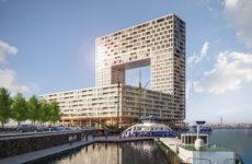 Amsterdamse Architectuur bij Arons en Gelauff