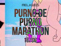 Jeugdsentiment tijdens de Purno de Purno marathon!