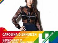 Carolina Dijkhuizen over de helden van Pride Amsterdam