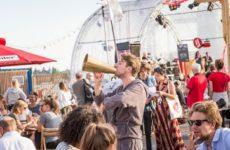Theatertalent schittert tijdens Over Het IJ Festival