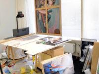 Waar/schijnlijk ronddwalen in Jed Martins atelier