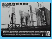 Buitententoonstelling; Bijlmer door de Lens