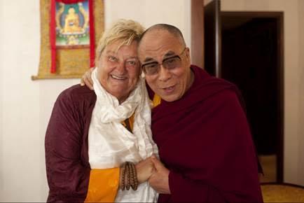 """De onschatbare waarde van """"Een knipoog van de Boeddha"""""""