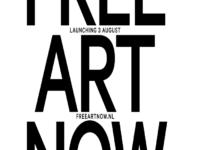 Free Art Now: Reclame voor de Kunst