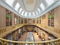 Ovale Zaal Teylers Museum benoemd tot Nationaal Chemisch Erfgoed