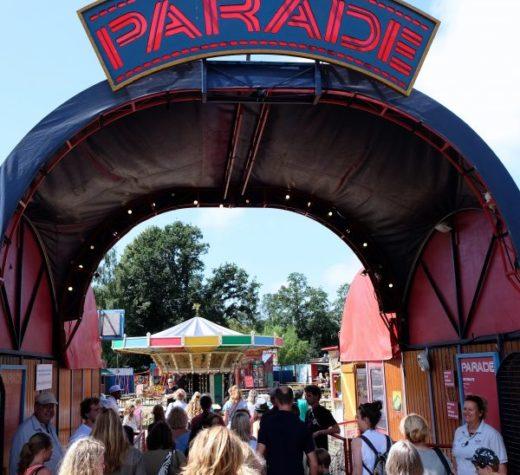 De magie van De Parade