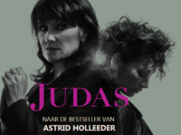 Sophie Kassies over theaterthriller 'Judas'