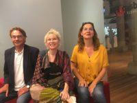 Paperback Radio, door Eugène Besançon. Met gast Marloes Gies, medewerker van OBA Cinétol en columnist Simone Carree