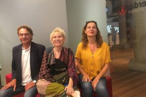 Simone Carree, Marloes Gies & Eugéne Besançon bij AmsterdamFM