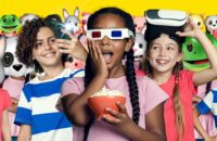 CINEKID 2018 presenteert: de mediajungle