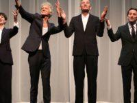 Liefdesverklaring (voor altijd): Ode aan het theater