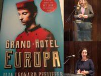 Grand Hotel Europa: In gesprek met burgemeester Femke Halsema en schrijver Ilja Leonard Pfeijffer