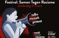 Week tegen Racisme in Pakhuis de Zwijger