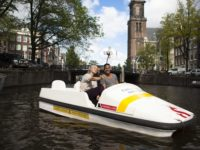 HIEP HIEP WaterFIETS!