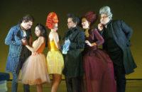 Nederland, Amsterdam, 29-02-2016.                                                     De Nationale Opera, Ned.Reisopera, Opera Zuid, Il Matrimonio segreto pianognerale.