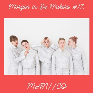 De Makers #17: Susan Hoogbergen en Man|co