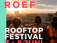 ROEF! Massaal het dak op voor een bruisend festival.