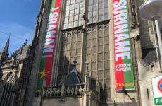 Nieuwe Kerk 'ademt' Suriname tijdens de Grote Suriname Tentoonstelling