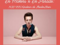 DM#25 De Makers x De Parade met Yuri Disseldorp