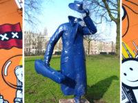 Street Art Map Amsterdam – ontdek je stad op een andere manier!